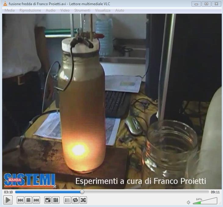 Fusione                             Fredda di Franco Proietti